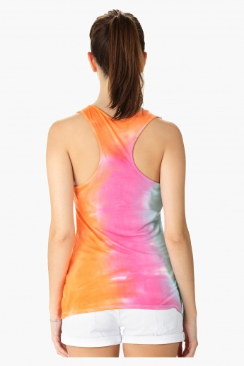 Multi Colour Racerback T-shirt
