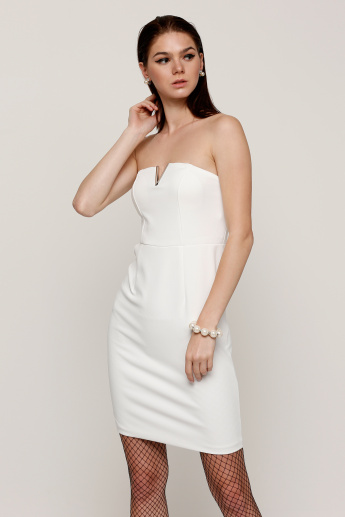 8270a742c204e Elle Tube Midi Dress