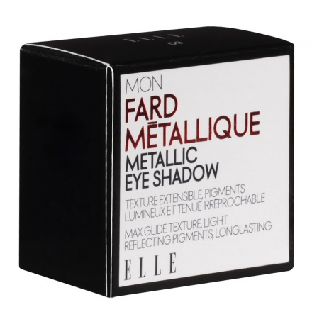 Elle Metal Metallic Eye Shadow