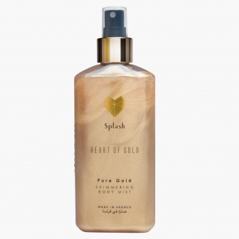 Heart of Gold Pure Gold Body Mist - 250 ml