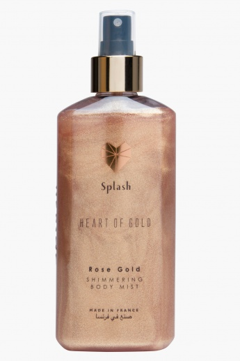 Heart of Gold Rose Gold Body Mist - 250 ml