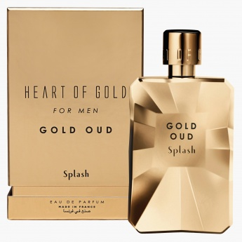 Heart of Gold Gold Oud Eau De Perfume - 100 ml