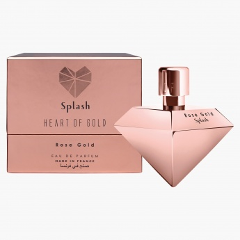 Heart of Gold Rose Gold Eau De Perfume - 75 ml