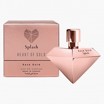 Heart of Gold Rose Gold Eau De Perfume - 40 ml