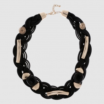 Choker Necklace with Lobster Clasp
