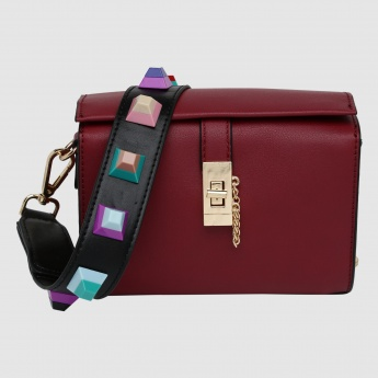 Crossbody Bag with Adjustable Sling