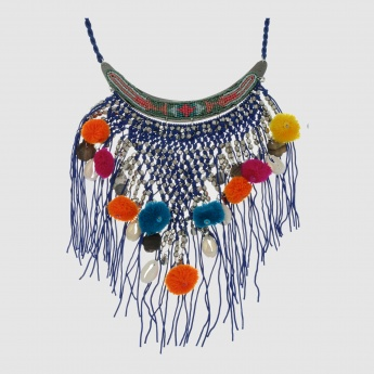 Beaded Tribal Necklace