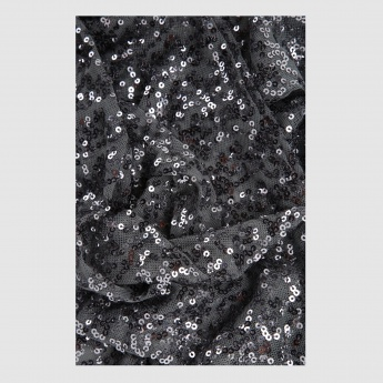Sequin Detail Scarf