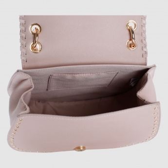 Iconic Crossbody Bag with Adjustable Strap