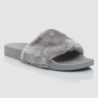 Iconic Plush Slides
