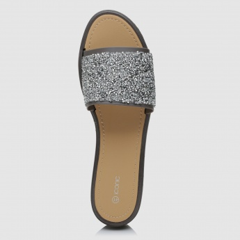 Iconic Embellished Slides