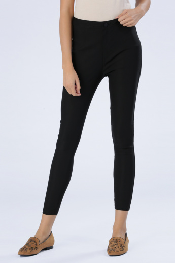 Iconic Full Length Pants in Skinny Fit