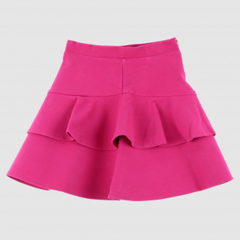 d5e236913c Iconic Frill Skirt with Zip Closure | Shorts, Trousers & Skirts ...