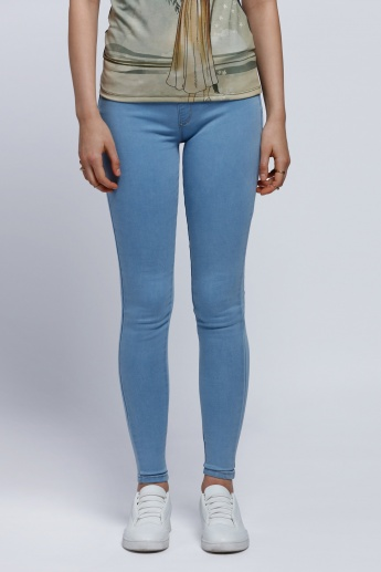 Lee Cooper Jeggings with Elasticised Waistband