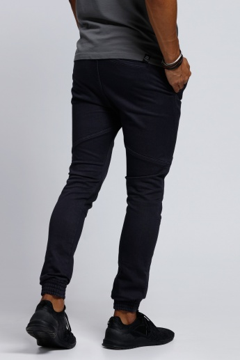 Lee Cooper Full Length Jog Pants with Elasticised Cuffs