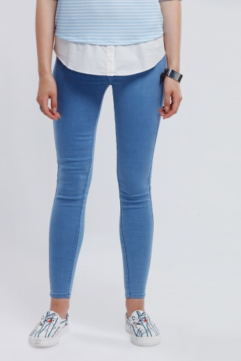 Lee Cooper Leggings  with Elasticised Waistband