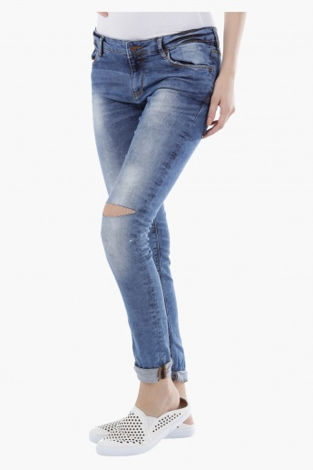Jeans in Skinny Fit