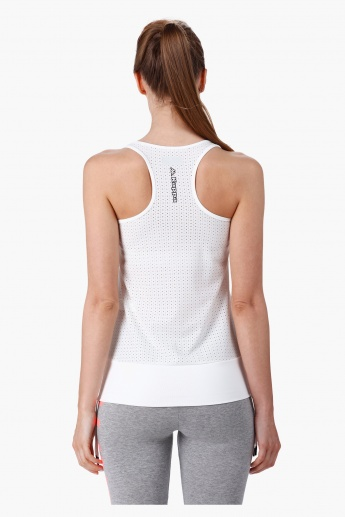Kappa Perforated Vest in Regular fit
