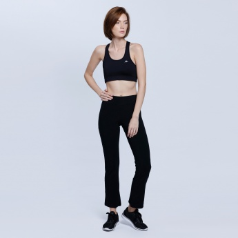 Kappa Full Length Pants with Elasticised Waistband