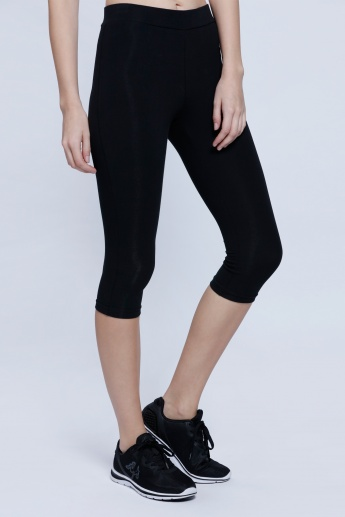 Kappa 3/4 Pants with Elasticised Waistband