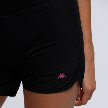 Kappa Shorts with Elasticised Waistband