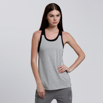 Kappa Sleeveless Vest with Racerback