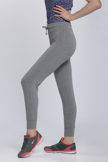 Kappa Full Length Jog Pants with Elasticised Waistband