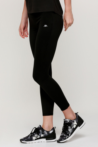 Kappa Leggings with Elasticised Waistband