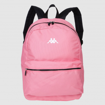 da4047c71d Kappa Backpack with Zip Closure