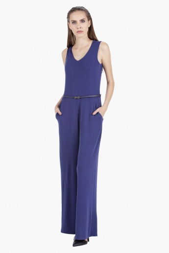 Palazzo Jumpsuit in Regular Fit