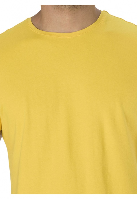 Short-sleeved Round Neck T-shirt
