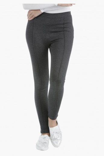 Basic Jeggings in Regular Fit