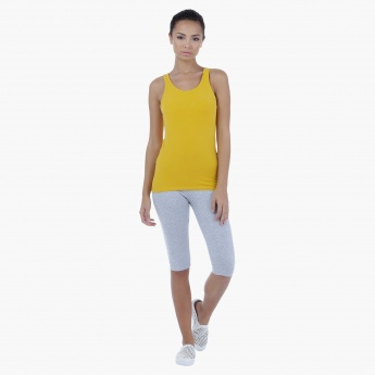 Camisole with Round Neck