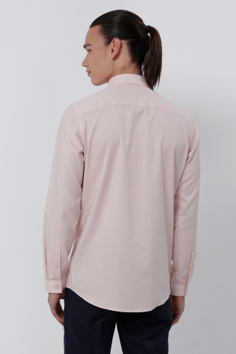 Long Sleeves Shirt in Slim Fit