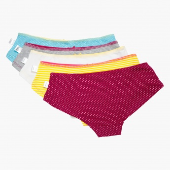 Printed Briefs - Set of 5