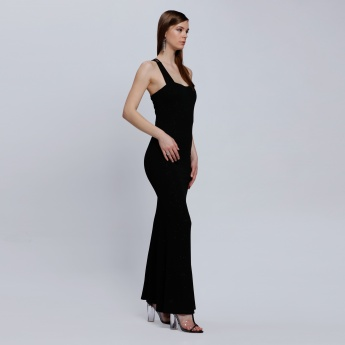 2Xtremz Sleeves Maxi Dress