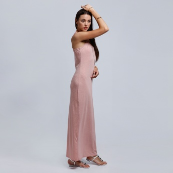 2Xtremz Spaghetti Straps Maxi Dress